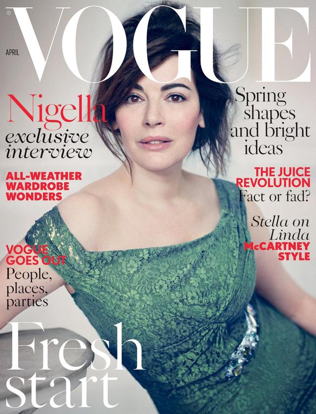 Nigella lawson-Vogue April14