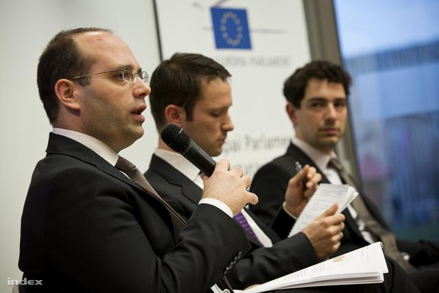 Mráz Ágoston Sámuel a Nézőpont Intézet ügyvezető igazgatója
