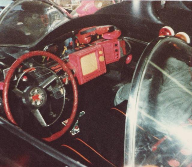 Az Edsel-kormánnyal