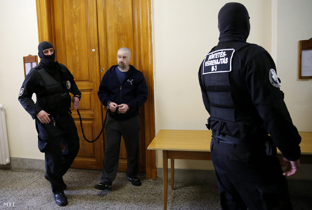 B. Dragan, az elsőrendű vádlott