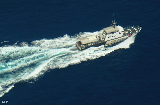 A Malajziai Tengeri Rendészet is kutatóhajókat küldött abba a térségbe, ahol utoljára látszódott a radaron az eltűnt utasszállító
