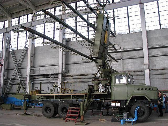 Mr-1 radar system Ukraine Ukrainian defense industry military te