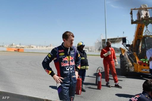 Vettel idén nem sokat fog örülni