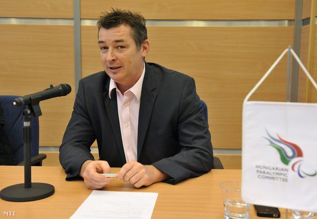 Gömöri Zsolt a Magyar Paralimpiai Bizottság (MPB) elnöke