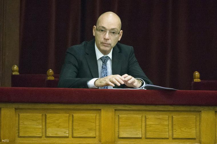 Péterfalvi Attila a Nemzeti Adatvédelmi és Információszabadság Hatóság elnöke