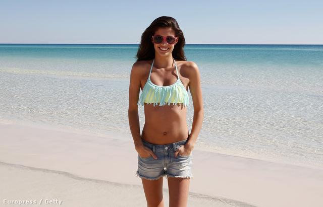 Victoria's Secret PINK – Florida (a képen Sara Sampaio)