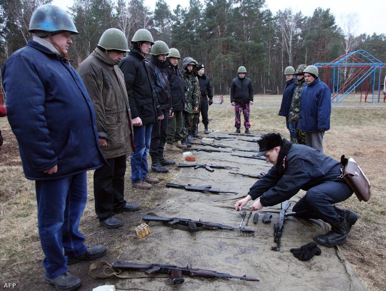Fegyverkarbantartási gyorstalpaló