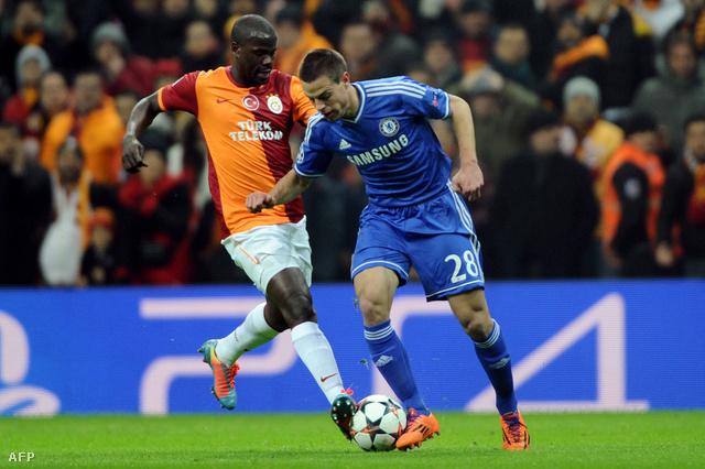 Galatasaray–Chelsea