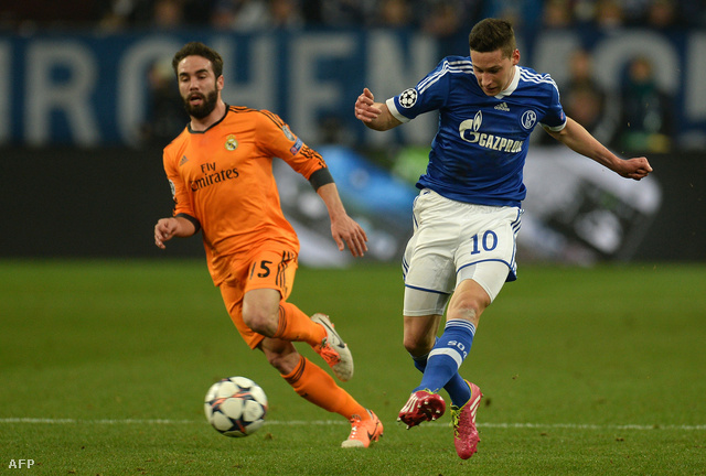 Schalke–Real Madrid