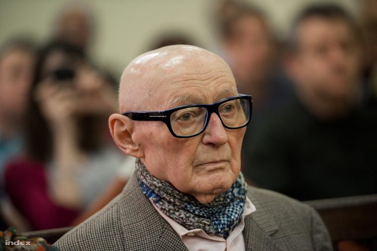 Biszku Béla a bíróságon