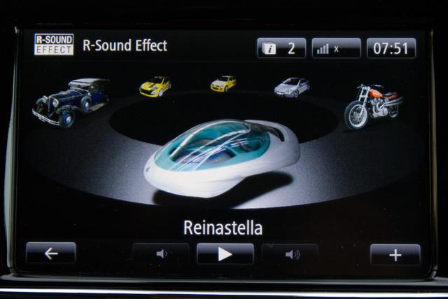 Űrhajó hang, V2-es hang, V6-os hang állítható hangerővel. Jobb, mint gondoltuk