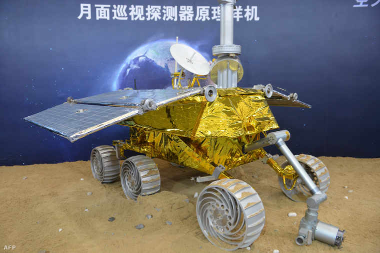 A kínai holdjáró