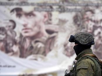 Putyin ukrán komája készíthette elő a Krím elcsatolását