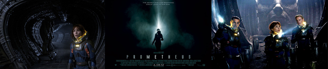 prometheus film banner