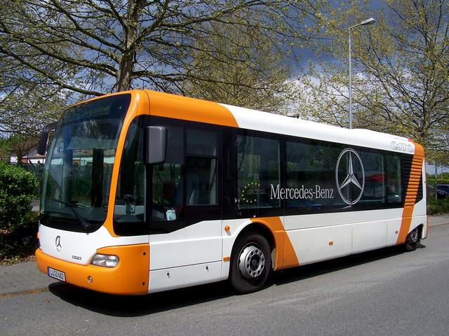 A Mercedes Cito 8,1 méteres változata