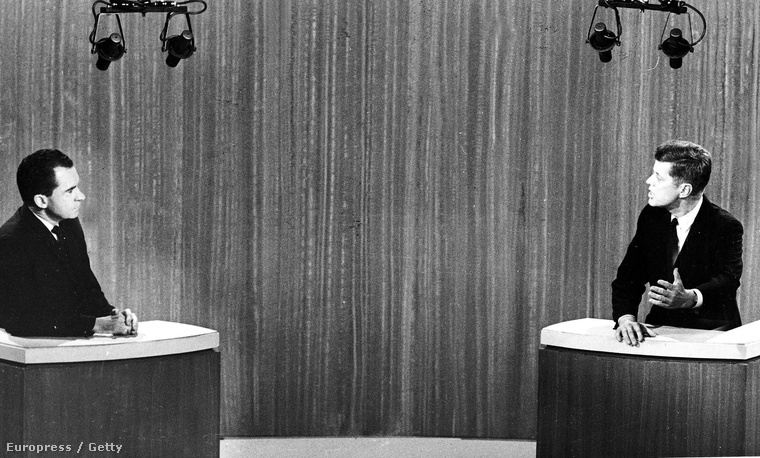 A Nixon-Kennedy vita