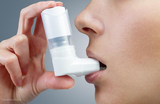 súlyos asztma okoz-e fogyást