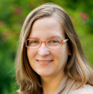 Silke Gebel, a németországi Zöldek szóvivője