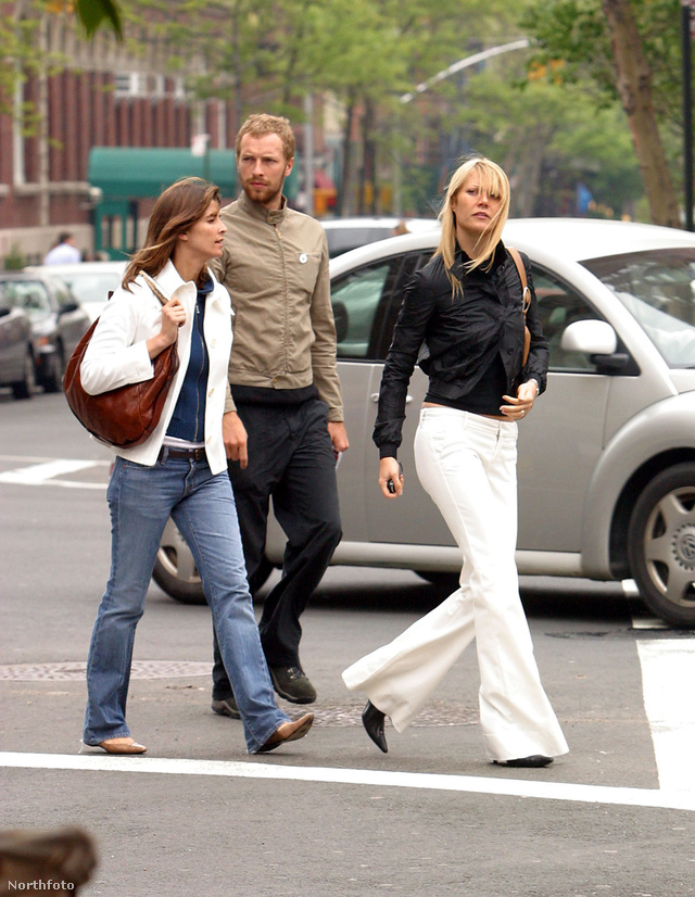 Gwyneth Paltrow és Chris Martin