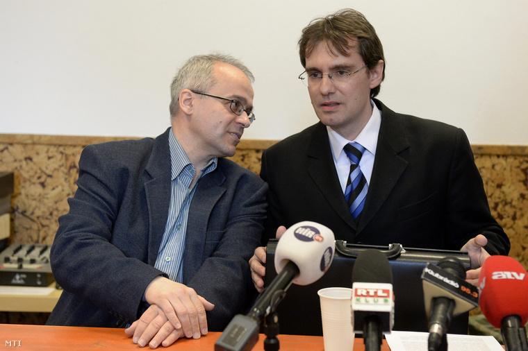Horváth András és Vancsura István