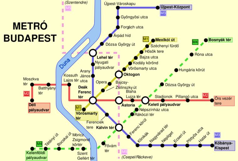 metrómegállók budapest térkép Index   Belföld   Budapest metrómegállók budapest térkép