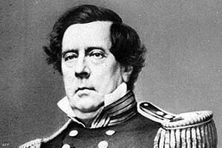 Matthew C. Perry kapitány