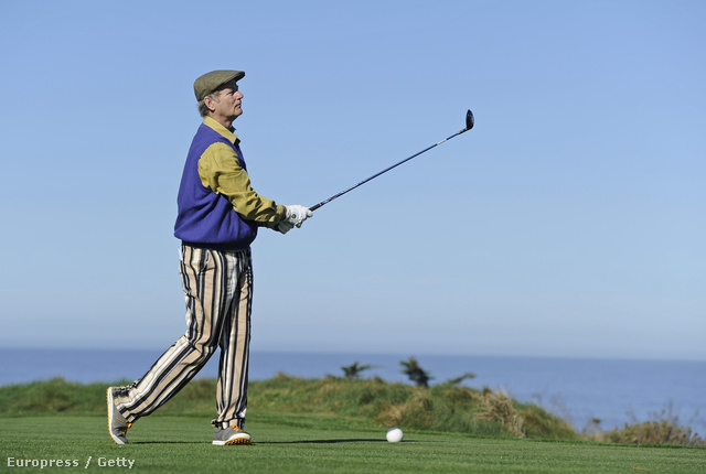 2012. február 9-én a kaliforniai Pebble Beachen, a Spyglass Hill golfpályán