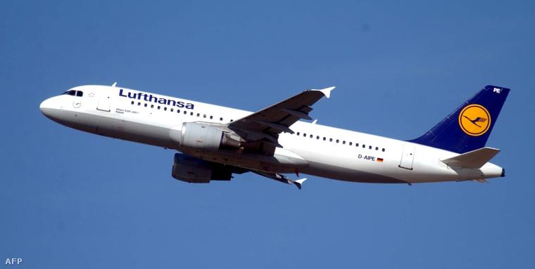 Lufthansa-Airbus A320