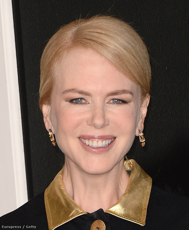 Kattintás után megnézheti, hogy áll a barna haj Nicole Kidmannek!