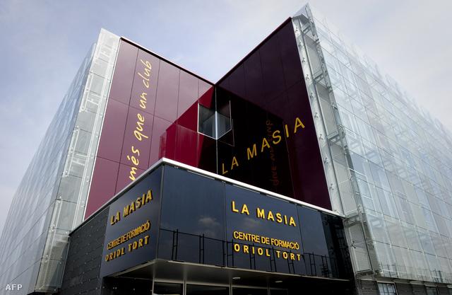 La Masia - Itt nevelkednek a Barcelona tehetségei