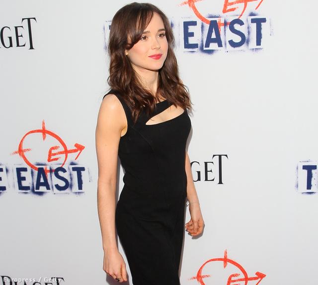 Ellen Page így a legnőcisebb