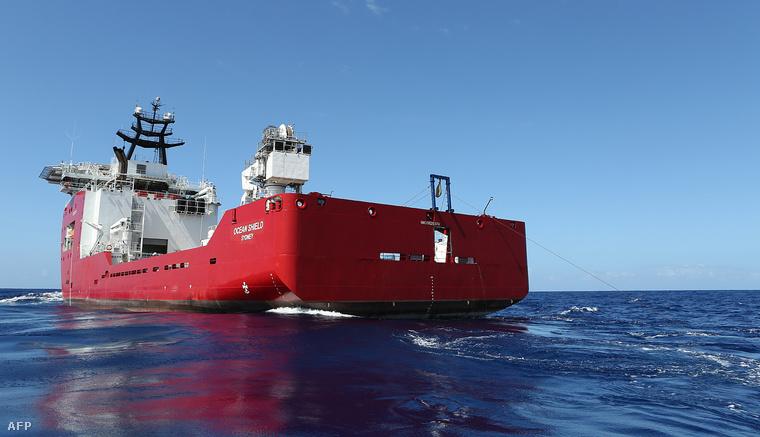 Ocean Shield ausztrál hajó