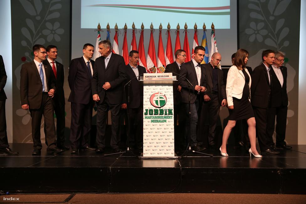 A győzelem nem jött össze, és a Kormányváltókat sem előzték meg, de a Jobbik így is jobban végzett, mint 4 éve.