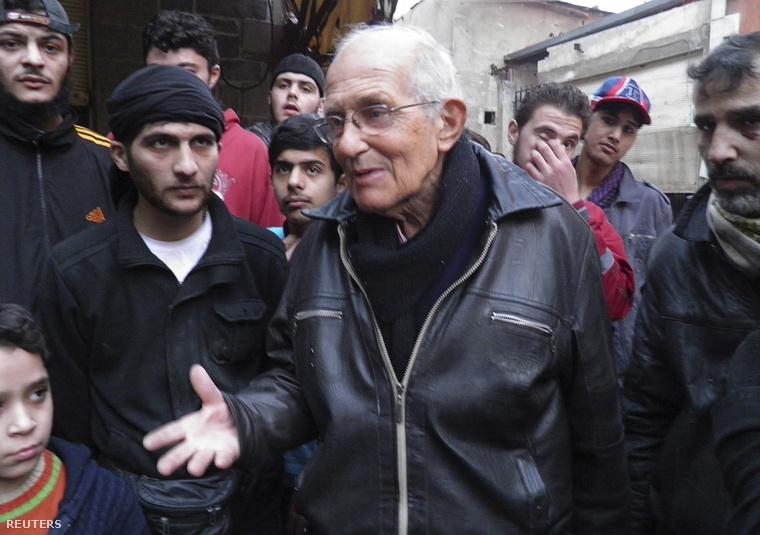 Frans van der Lugt Homszban