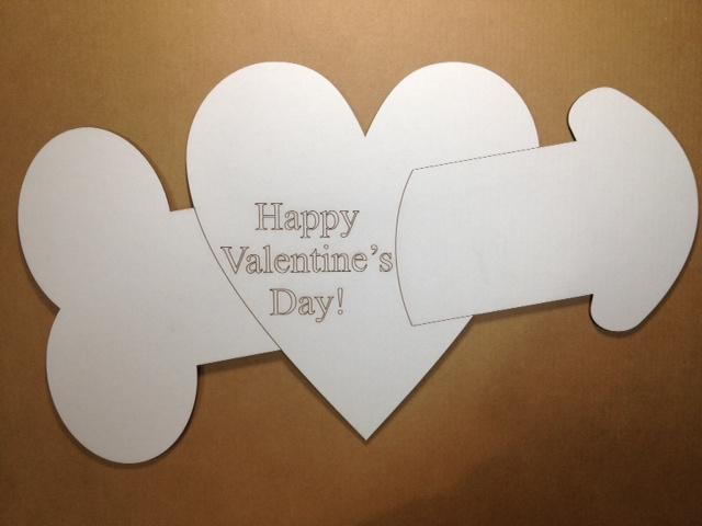 Elfelejthetjük a valentin-napi ötlethiányt.