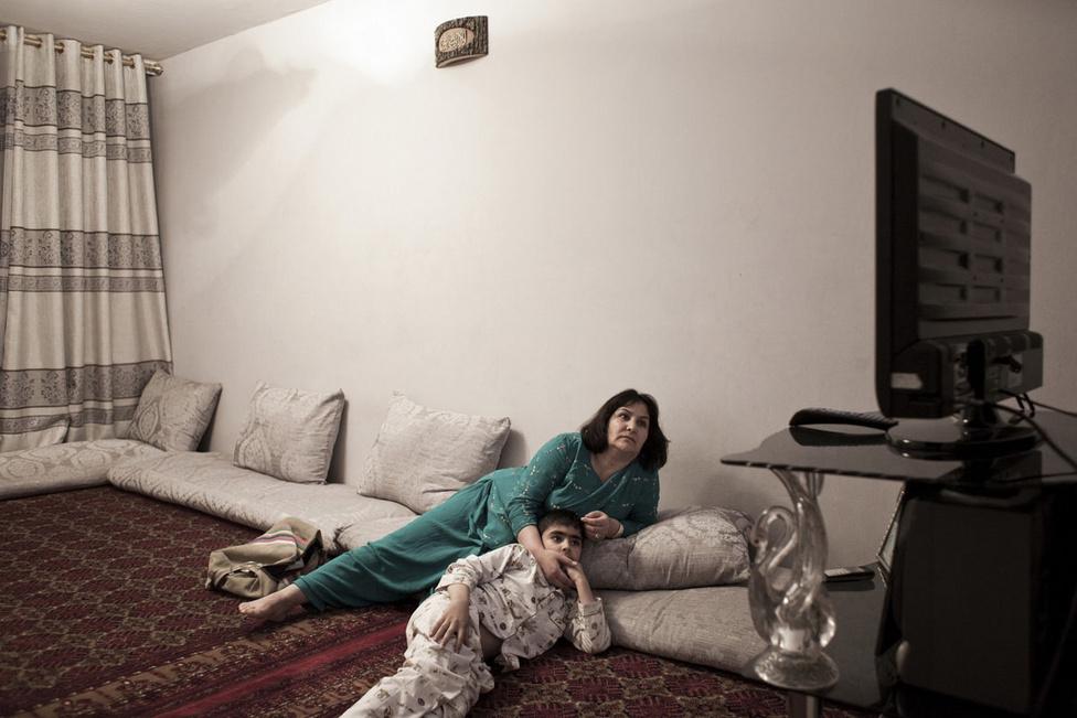 Randevú afganisztáni kultúrában