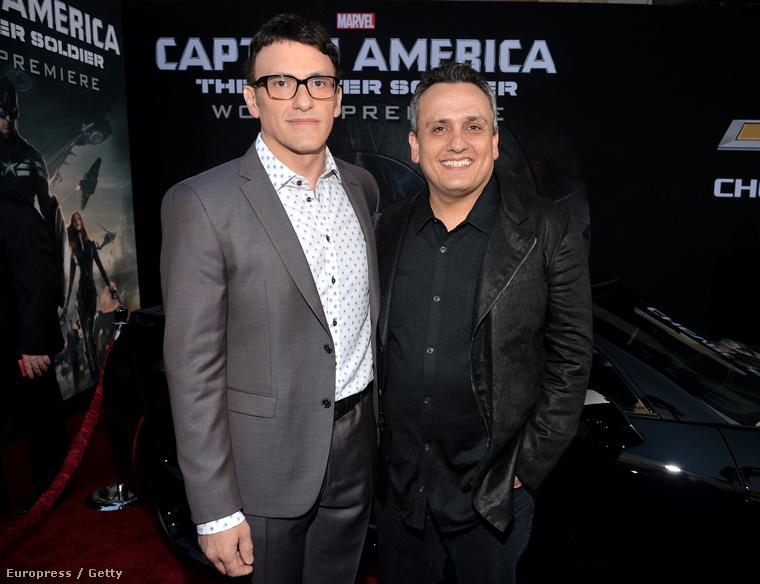 Anthony Russo és Joe Russo