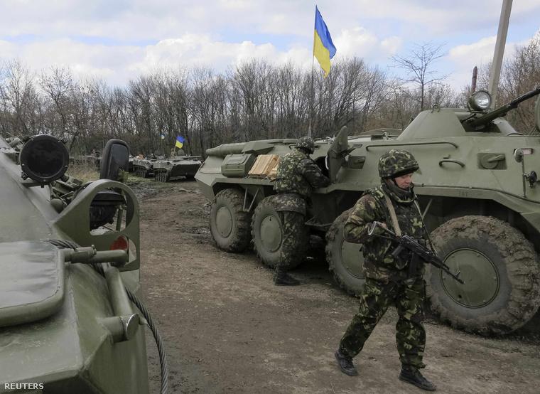 2014-04-15T142447Z 1515295421 GM1EA4F1Q6C01 RTRMADP 3 UKRAINE