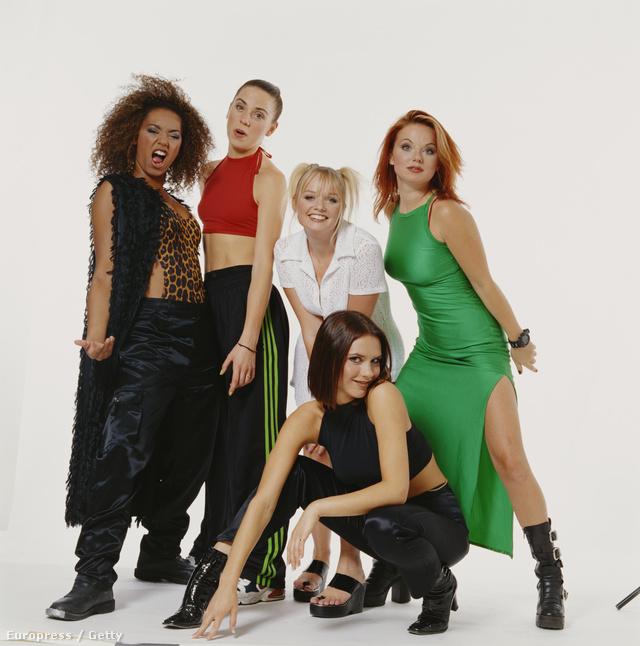 Amikor még volt Spice Girls, és amikor Victoria Beckham még tudott mosolyogni