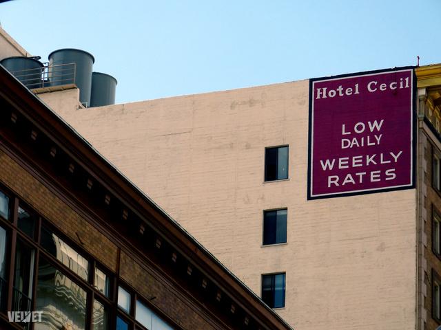 A szállodának négy víztartálya van, Lam holttestét ezek közül valamelyikben találták meg. Valószínűleg abban, amely az épület szélétől távolabbi sorban van, és épphogy látszik. A halál hivatalos oka fulladás, a tavaly június 21-én nyilvánosságra hozott jegyzőkönyv szerint baleset történt.
