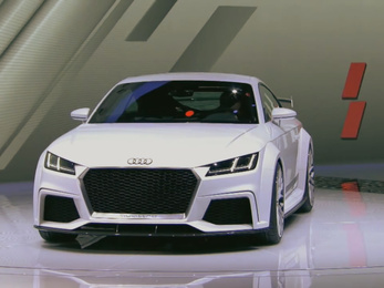Audi TT workshop