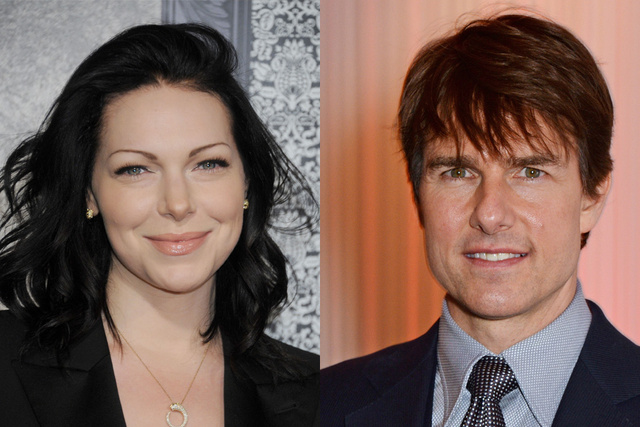 Laura prepon Tom cruise