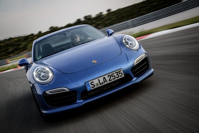 A Carrera Turbo S a ma kapható legerősebb és leggyorsabb széria Porsche modell