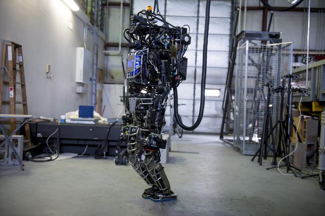 Az MIT fejlesztett Atlas robot