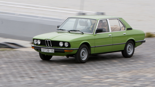 BMW kept the technical design for more than ten years