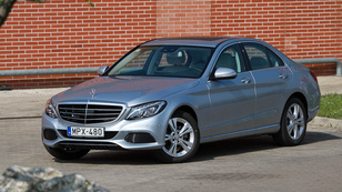 Mercedes-Benz C180 Exclusive – 2014.