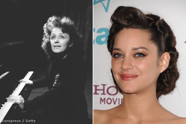 Édith Piaf – Marion Cotillard