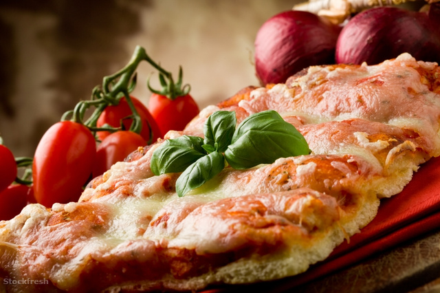 stockfresh 907551 pizza-margherita sizeS