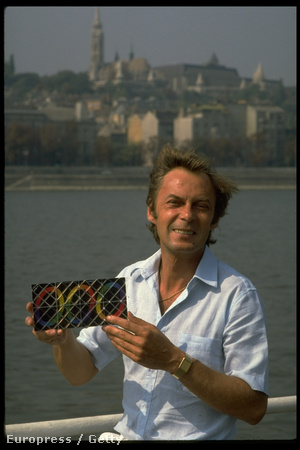 Rubik Ernő és a Rubik's Magic (1986.)