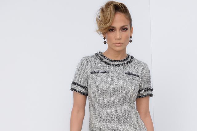 Jennifer Lopez az American Idol április 17-i adásában